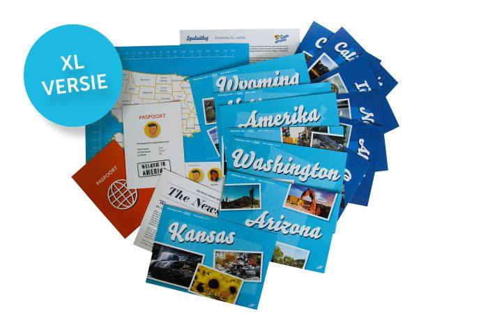 Amerika thuisescape overzicht | Sam Travel - Escapes voor thuis